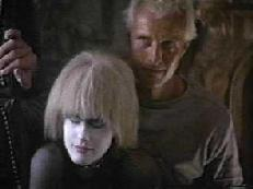 Blade Runner replicants Roy and Pris