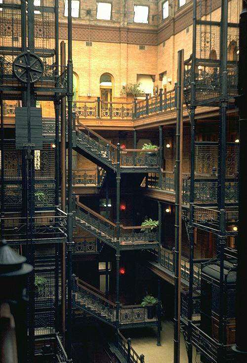 Bradbury Building