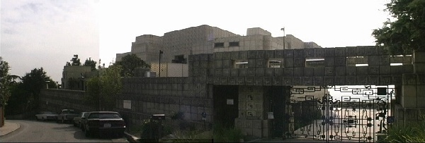 The Ennis-Brown House