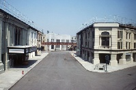 Click to enlarge Warner Brothers New York Street Backlot
