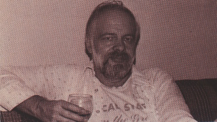 Philip K. Dick - author of DADoES