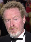 Ridley Scott at the 2001 Oscar ceremony